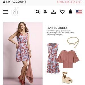 Cabi dress.